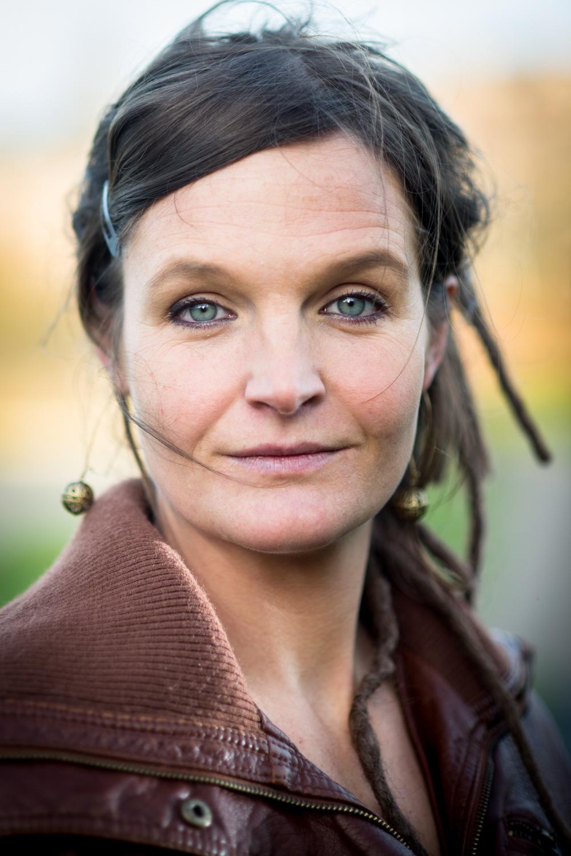 Portraits Charlotte Luyckx pour Terra Eco