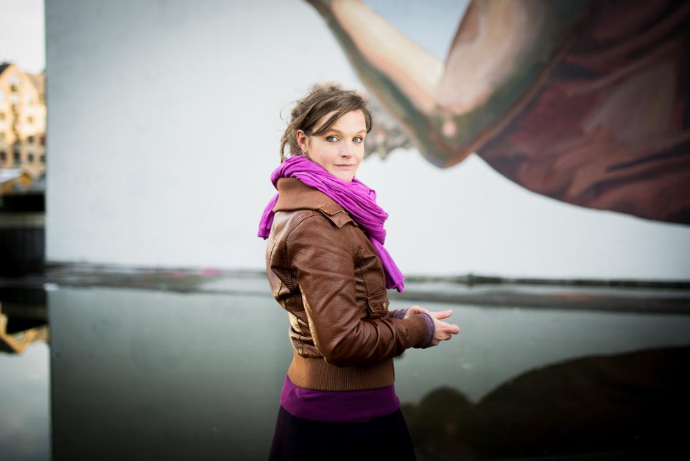Portraits Charlotte Luyckx